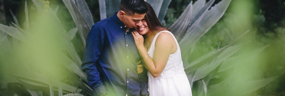 Gera + Mimi | Pasadena California Engagement Photographer