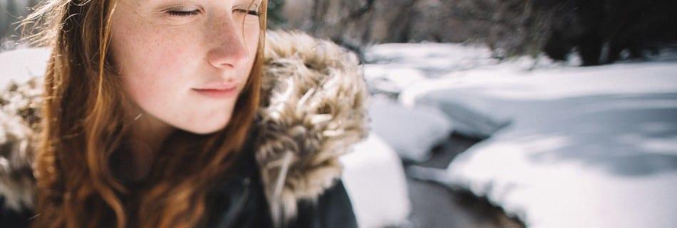 Lily | Mount Lassen California Winter Portrait Photographer