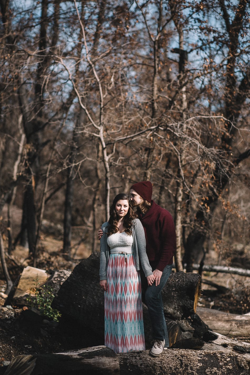 redding-clear-creek-canyon-engagement-photo-1
