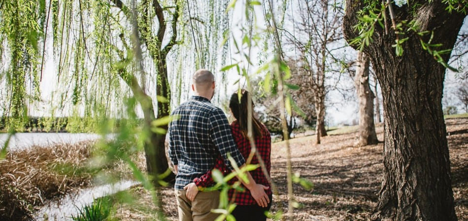 Jonah + Natalie | Redding California Engagement Photographer