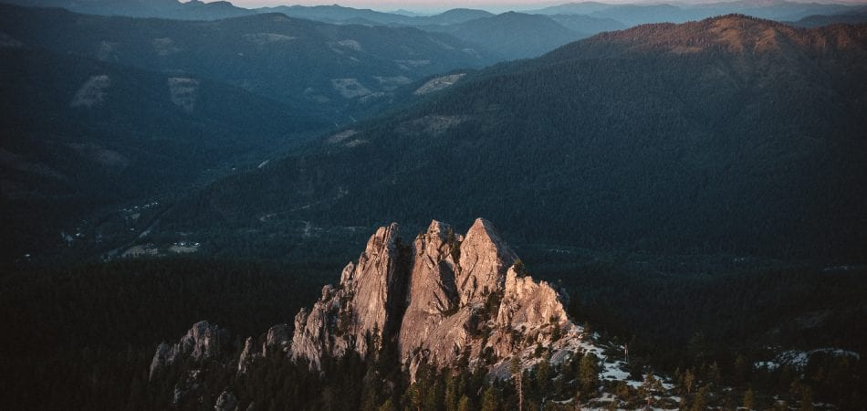 Castle Crags | California Adventure Lifestyle Photographer