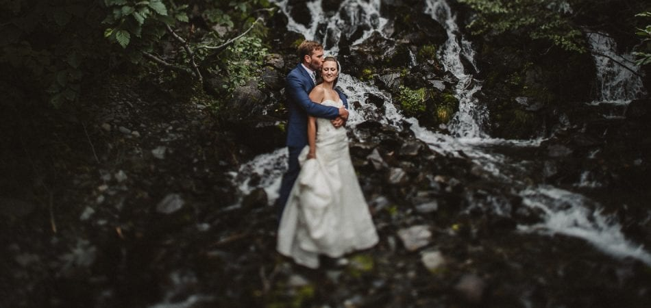 Justin + Diana | Seward Alaska Wedding Photographer