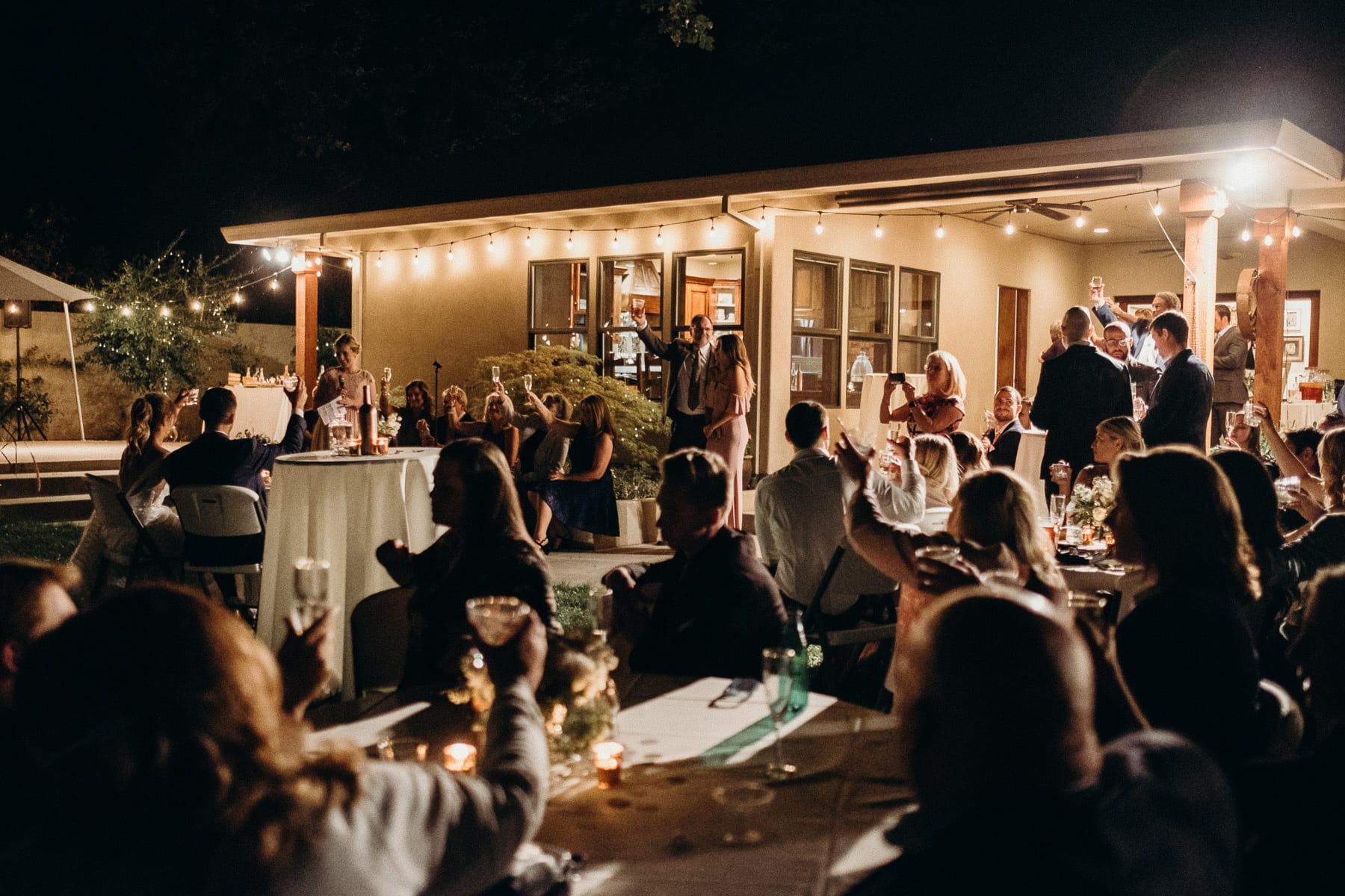 jon angie red bluff backyard wedding redding california