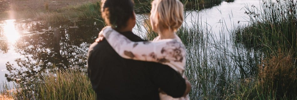 Bruce + Danielle | Redding California Engagement Photographer