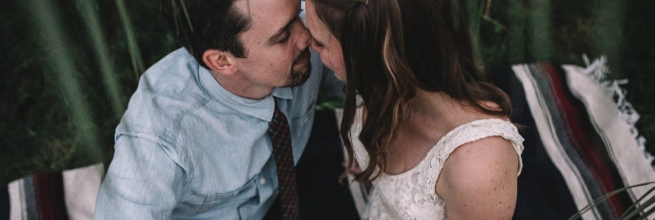 Steven + Denise   Shasta Lake California Engagement Photographer