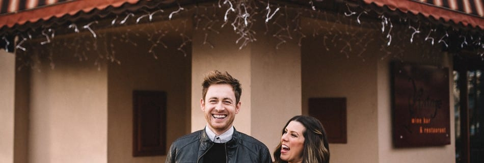 Kris + Danielle | Redding California Engagement Photographer