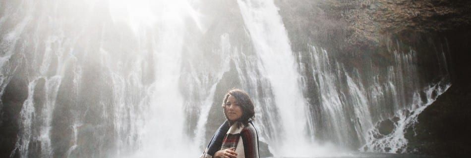 Burney Falls California | Lifestyle Portrait Photographer