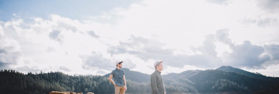 Neal + Taylor + Jack | Shasta Lake California Portrait Photographer