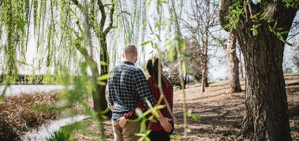 Jonah + Natalie   Redding California Engagement Photographer
