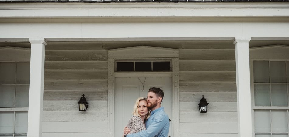 Tyler + Noelle | Camden House Whiskeytown | California Engagement Photographer