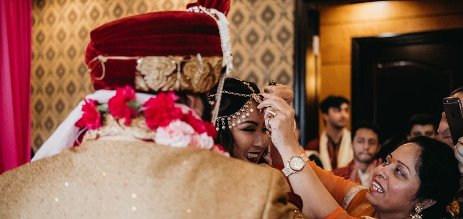 Amit & Steff | Vietnamese & Indian Seattle Wedding Photographer | Kent Event Center