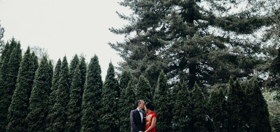 James + Joyce | Swan Trail Chapel | Seattle Wedding Photographer