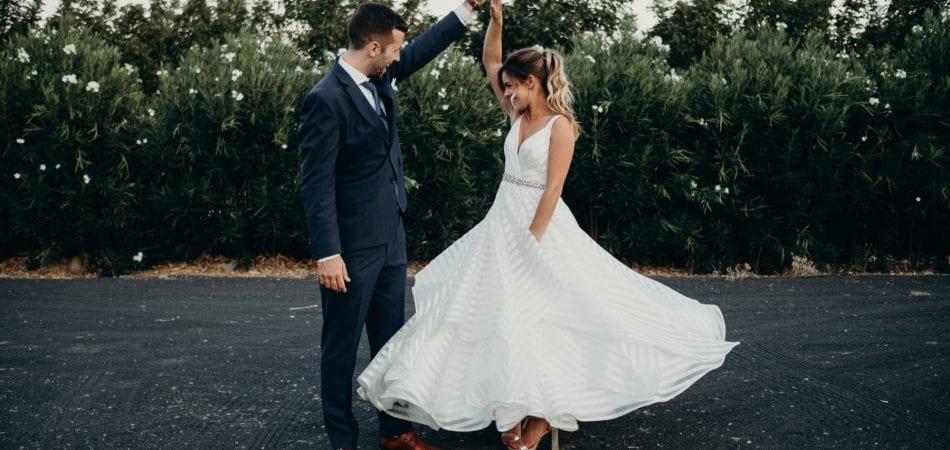 Jon + Angie   Red Bluff Backyard Wedding   Redding California Photographer