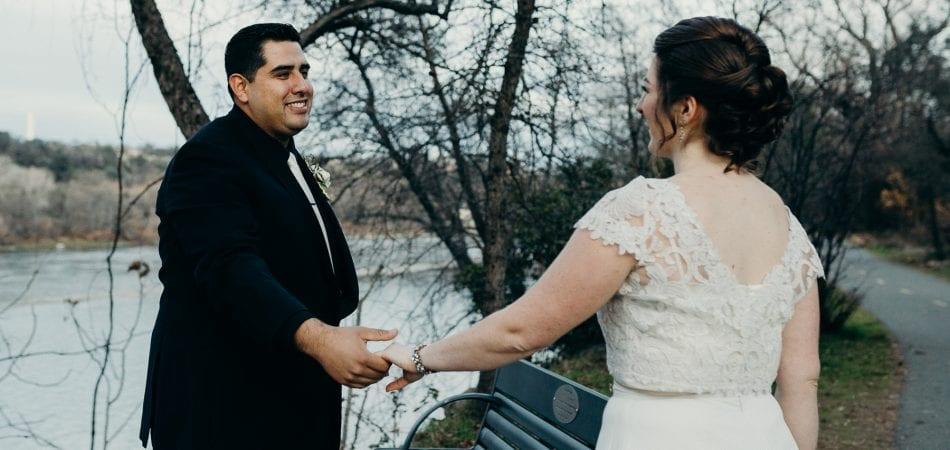 Angel + Jamie | Turtle Bay Sundial Bridge Redding California Wedding Photographer