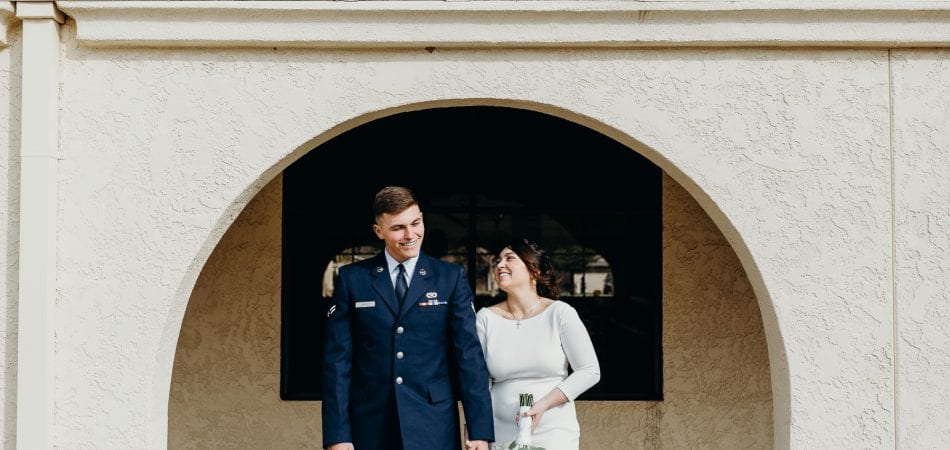 Trevor & My Lee | Our Lady of Mercy Church Redding California Wedding Photographer