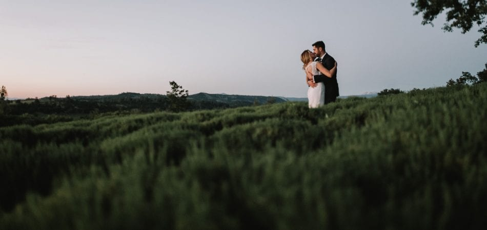 Jordan & Molly | Anselmo Vineyards Shingletown California Wedding Photographer