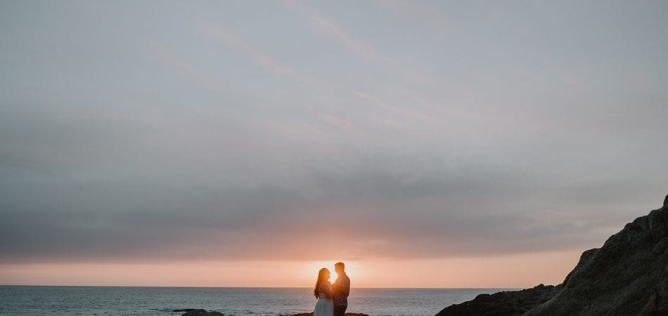 Bodega Bay California Engagement Photographer | Greg & Emily