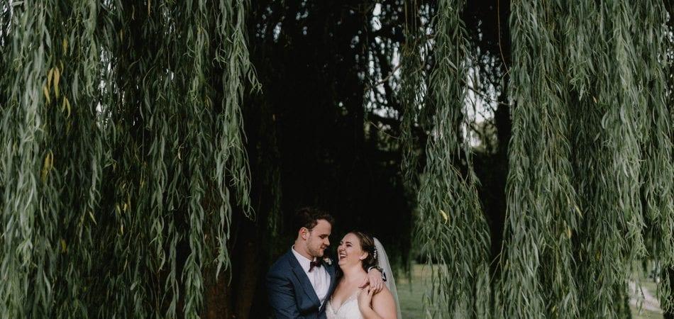 Connor & Michelle | Churn Creek White House | Redding Wedding Photographer