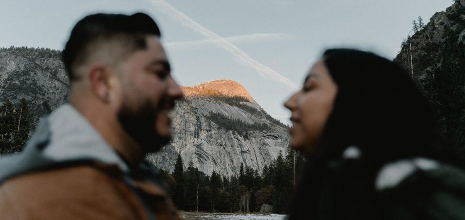 Yosemite Engagement | Northern California Wedding Photographer