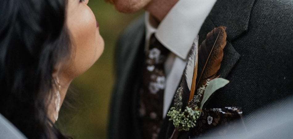Cove Woods Montgomery Creek California Wedding Photographer
